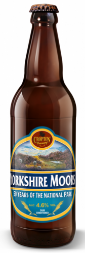 Cropton Yorkshire Moors 4.6% 8 x 500ml Bottles